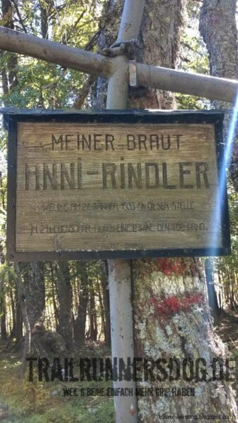 Die Gefahr lauert überall in den Bergen.