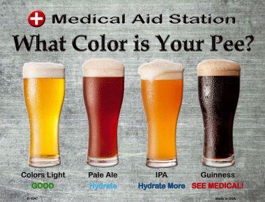 pee-color