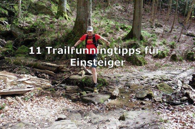 Trailrunning Tipps Einsteiger