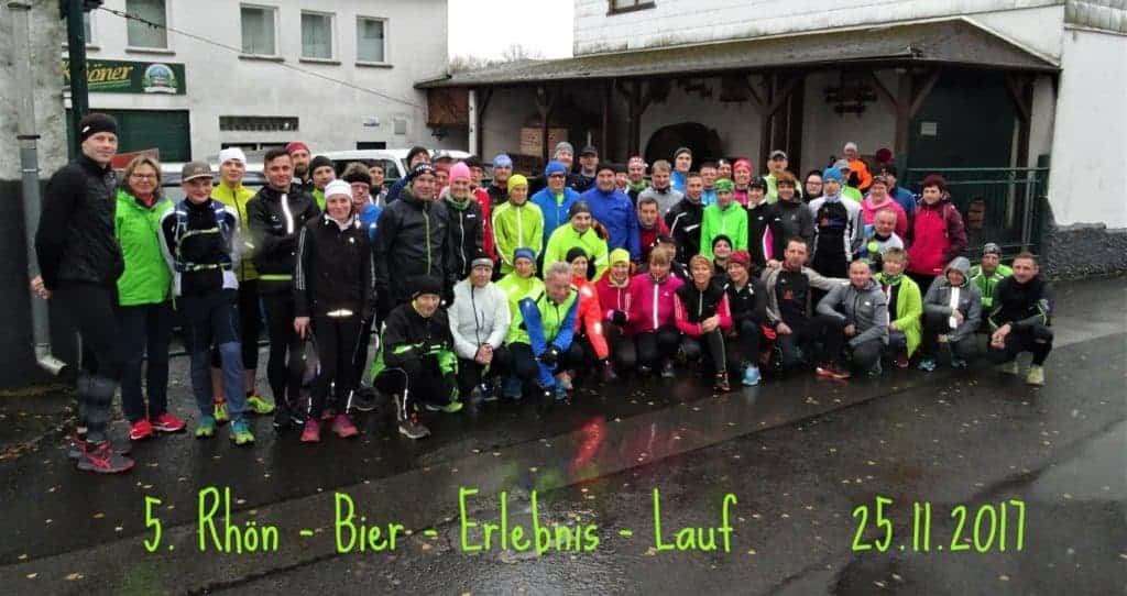 Gruppenbild-Rhoen-Bier-Lauf